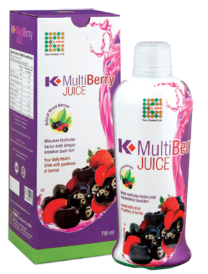 K-Link K-Multiberry Juice